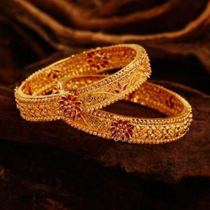Gold Jewellery Designs Bridal Necklace Bridal Jewellery Sets Khazana Jewellery